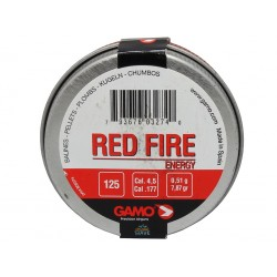 CHUMBINHO RED FIRE 4.5 MM - GAMO