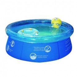 PISCINA SPLASH FUN 1900 L - MOR