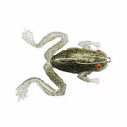 ISCA FROG - BLACK PEARL