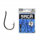 ANZOL SAGA CHINU BLACKNICKEL N° 6 - MARINE SPORTS