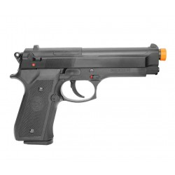 AIRSOFT M92 MOLA 6 MM + ESFERA