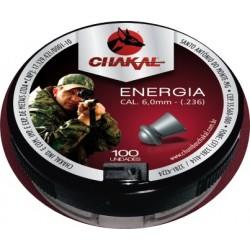 CHUMBINHO ENERGIA 6.0 MM - CHAKAL
