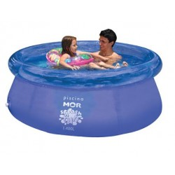 PISCINA SPLASH FUN 1400 L - MOR