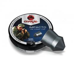CHUMBINHO IMPACTO 6.0 MM - CHAKAL